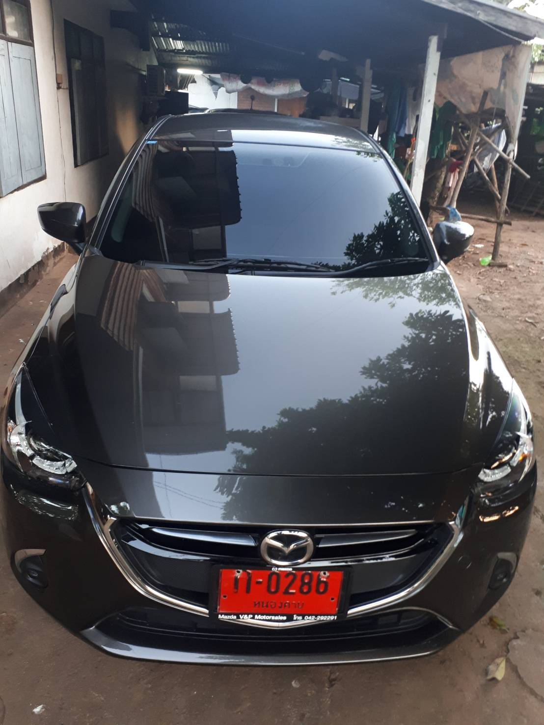 เช่ารถ รถเช่า อุดรธานี Mazda 2 2019