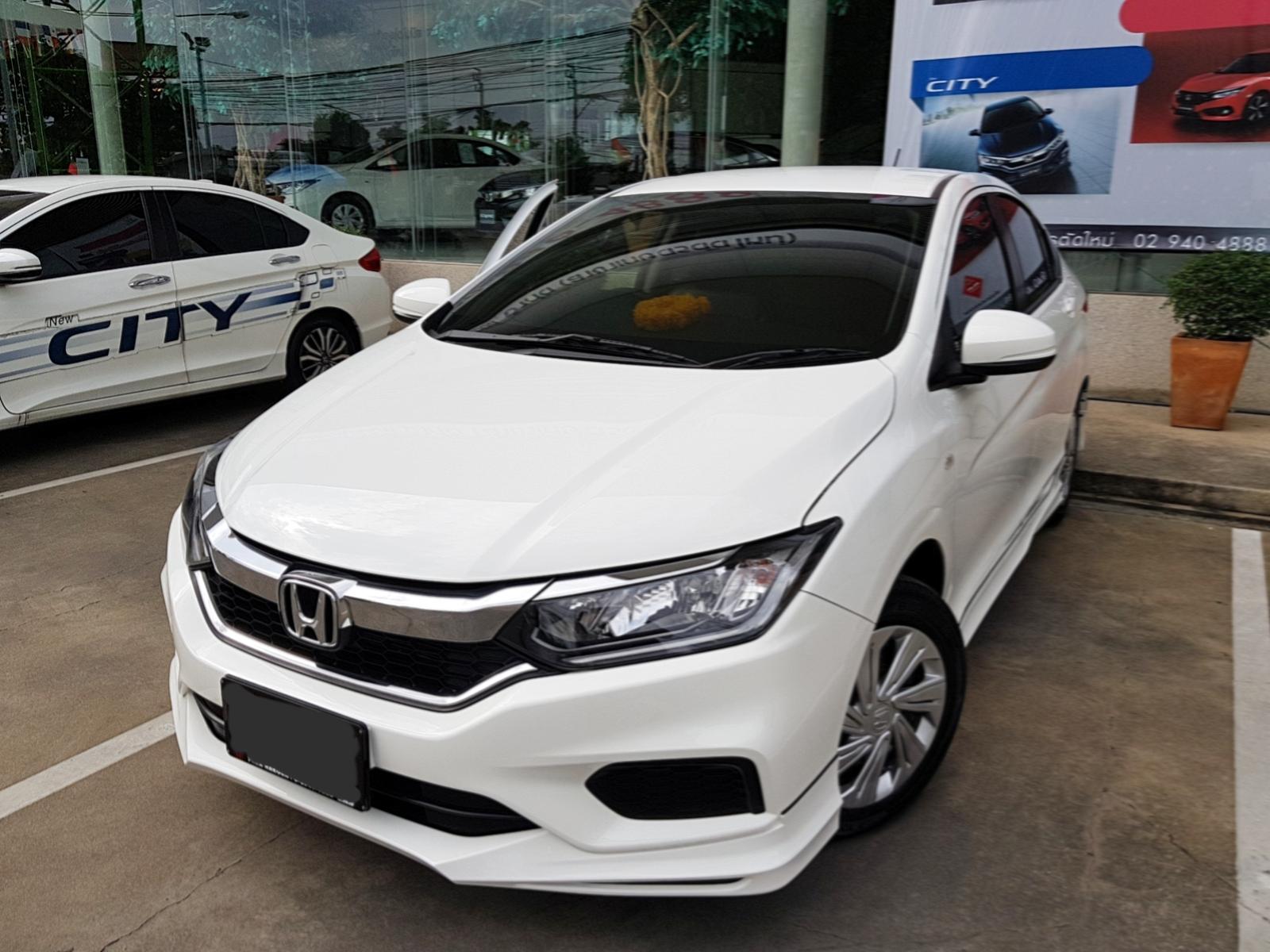 เช่ารถ รถเช่า กรุงเทพมหานคร Honda City 2018