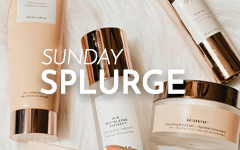 Sunday Splurge