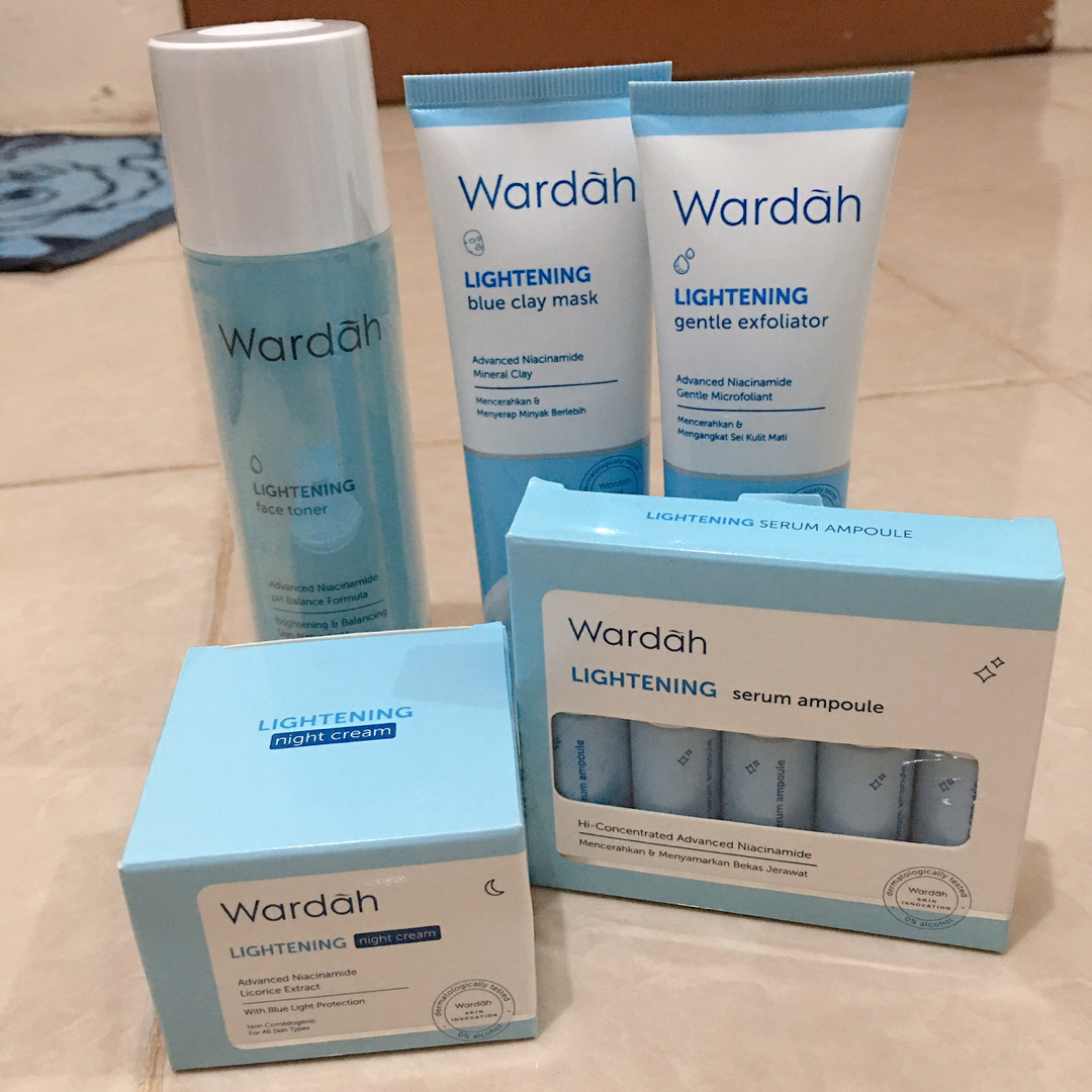 Wardah Lightening Serum Ampoule Review Female Daily