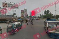 Baliho Jl SM Raja Simpang 4 Jl Tritura