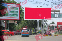 sewa media Billboard EKA-013 KOTA MEDAN Street