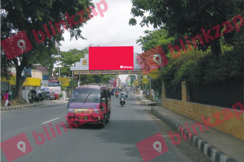Sewa Billboard - Billboard BDLDPBB11 - Kota Bandar Lampung - kota bandar lampung