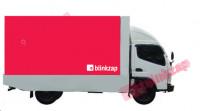 sewa media Vehicle Branding Mobile LED Branding Tangerang KOTA JAKARTA SELATAN Other