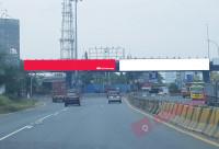 sewa media Billboard Billboard Jl. Cibarusah Overpass T Junction B KABUPATEN BEKASI Street