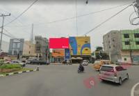 sewa media Billboard Billboard Jl. Adam Malik Simp. T.Amir Hamzah  KOTA MEDAN Street
