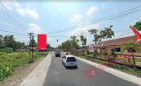 sewa media Billboard Billboard BKLDNBL01 Jl. Danau ( Simp. Lampu Merah Brimob ), Bengkulu  KOTA BENGKULU Street