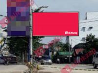 sewa media Billboard Semi Bil Katamso sp Tritura (B)  KOTA MEDAN Street
