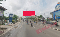 sewa media Billboard Billboard JPO Jl. Jendral Sudirman - Palembang KOTA PALEMBANG Street