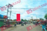 sewa media Billboard Billboard MIDIS Jl.ABUSAMAH KEC.SUKARAME PLM 002 Kota Palembang KOTA PALEMBANG Street