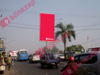 sewa media Billboard Billboard PLM - 0017, Jalan Jenderal Sudirman Kota Palembang KOTA PALEMBANG Street