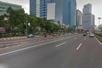 sewa media Billboard JST2-043 KOTA JAKARTA SELATAN Street