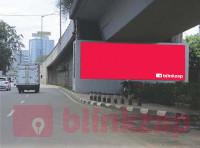 sewa media Neon Box Neon Box Tiang Tol Pancoran KOTA JAKARTA SELATAN Street