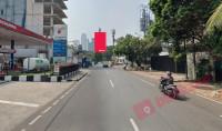 sewa media Billboard Billboard Jl.Hangtuah Raya senayan - Dekat Mustopo (Arah Pakubuwono)  KOTA JAKARTA SELATAN Street