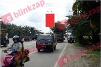sewa media Billboard Jl. HM Yamin Tebing tinggi  KOTA TEBING TINGGI Street
