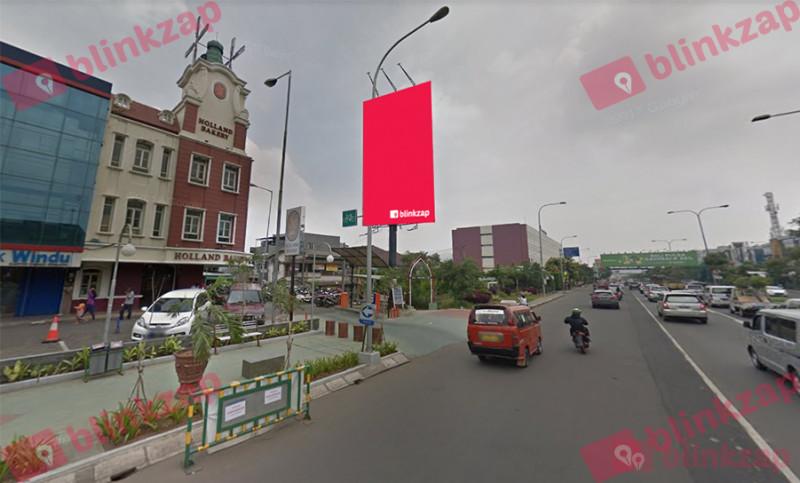 Sewa Billboard - BIllboard-AHMAD YANI HOLLAND BAKERY - kota bekasi
