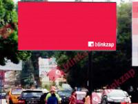 sewa media Billboard Semi Bil Palmer PGN (A) KOTA MEDAN Street