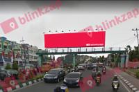sewa media Billboard DPB-033 KOTA PALEMBANG Street