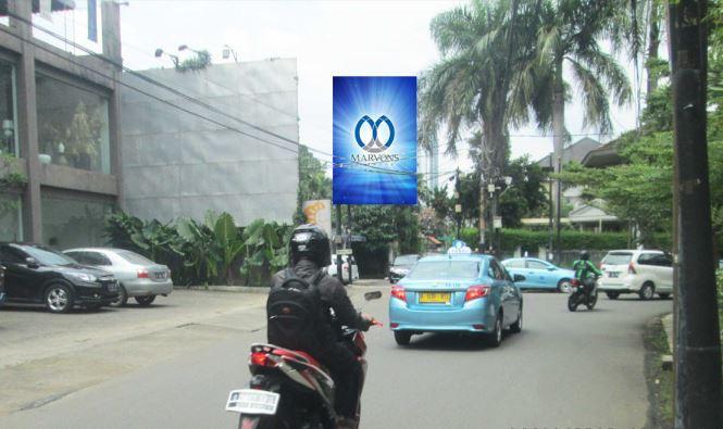 Sewa Billboard - MV007 - Jl. Kemang 1 - kota jakarta selatan