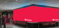 sewa media Neon Box Neon Box Domestic Arrival Baggage Claim To Exit Gate Kualanamu International Airport KABUPATEN DELI SERDANG Airport