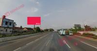 Billboard Jl. Tol Jakarta - Tangerang ( Dari Karawaci Menuju Jakarta )( Tol Kebonanas KM 18-400 )