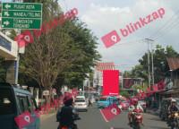 sewa media Billboard Billboard JL. Sam Ratulangi – Jembatan Lima Wanea KOTA MANADO Street