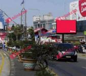 sewa media Videotron / LED Videotron Bandung jalan Pasteur KOTA BANDUNG Street