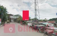 sewa media Billboard Baliho Jl. Sudirman Simp. Asahan Jembatan Tebayang KOTA TANJUNG BALAI Street