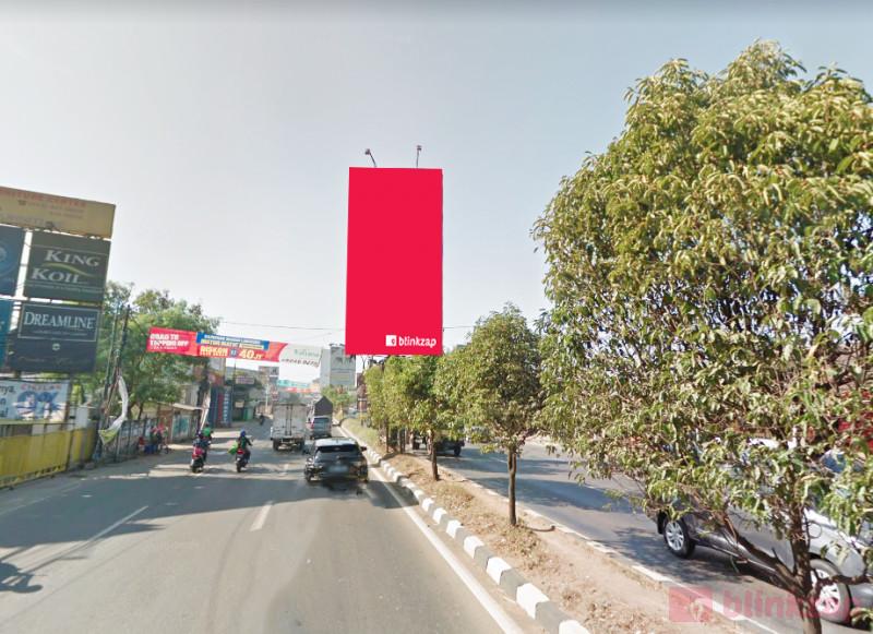 Sewa Billboard - Billboard Jl. Transyogie Cibubur Depan DEF Furniture B - kota bekasi