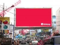 sewa media Billboard Pandu Simp Palangkarya KOTA MEDAN Street