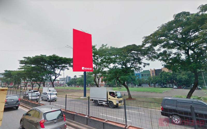Sewa Billboard - Billboard Jl. Pahlawan Seribu – Dekat BSD ITC SERPONG Tangsel B - kabupaten tangerang