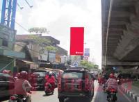 sewa media Billboard Billboard Pasar Kembang 120A- Arah Pusat Kota KOTA SURABAYA Street