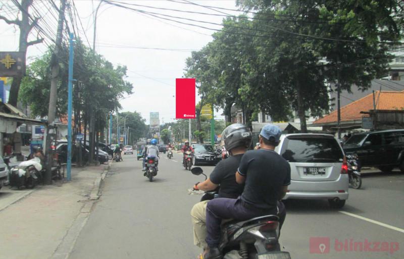 Sewa Billboard - Billboard 057B Kemang Madrasah Dari Bangka - kota jakarta selatan