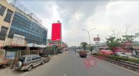 sewa media Billboard Billboard Jl. Raya Serpong KM. 8 (Depan Showroom Mobil Pakulonan) - A KOTA TANGERANG SELATAN Street
