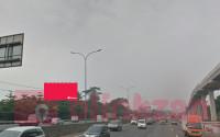sewa media Billboard Billboard Jagorawi KM.12+400 A 8x16  KOTA JAKARTA TIMUR Street