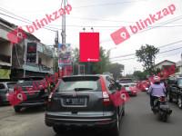 Billboard CS64-VL025, Jalan AKBP Cek Agus Kota Palembang