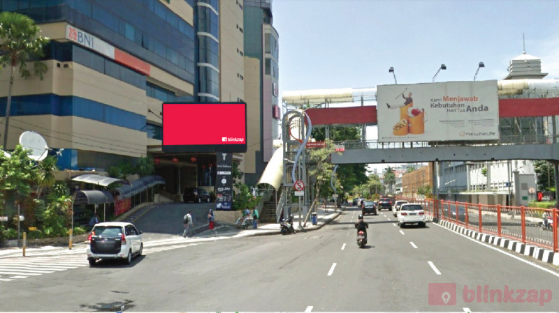 Sewa Videotron / LED - Videotron Tunjungan Plaza - kota surabaya