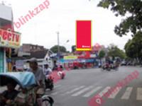 sewa media Billboard RBG 051 Perempatan Jl.Kartini - Dr.Wahidin Rembang KABUPATEN REMBANG Street