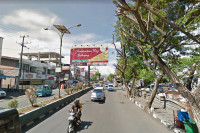 sewa media Billboard MND26 KOTA MANADO Street