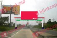 sewa media Billboard Billboard CLGATBB08, Jalan Akses Tol Merak - Kota Cilegon KOTA CILEGON Street