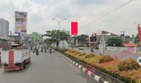 sewa media Billboard Billboard Jl. Margonda Raya (Perempatan Juanda Depok) B KOTA DEPOK Street