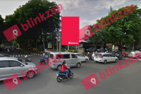 sewa media Billboard Baliho 4x6 Perempatan Lumintang KOTA DENPASAR Street