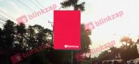 sewa media Billboard 04 SM Raja Simp Amplas Flyover KOTA MEDAN Street
