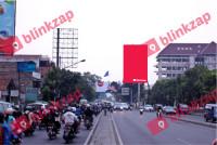 sewa media Billboard Billboard Jl. Pasirkaliki (samping RSHS ) Bandung KOTA BANDUNG Street