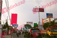 sewa media Billboard Billboard - Jl. Setiabudi (depan Holland Bakery dan Griya) KOTA BANDUNG Street