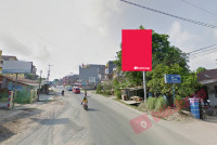 sewa media Billboard Billboard Jl. Sentot Ali Basa - Jambi KOTA JAMBI Street