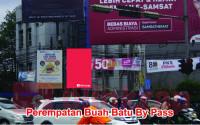 sewa media Billboard Baliho Jalan Siliwangi - Cibadak, Sukabumi KABUPATEN SUKABUMI BNN