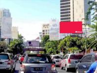 sewa media Billboard Billboard Jl. Basuki Rahmat (Gramedia) - Surabaya KOTA SURABAYA Street