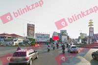 sewa media Videotron / LED LED - Jl  Diponegoro -Jl A  Yani (Bundaran Gajah) KOTA BANDAR LAMPUNG Street