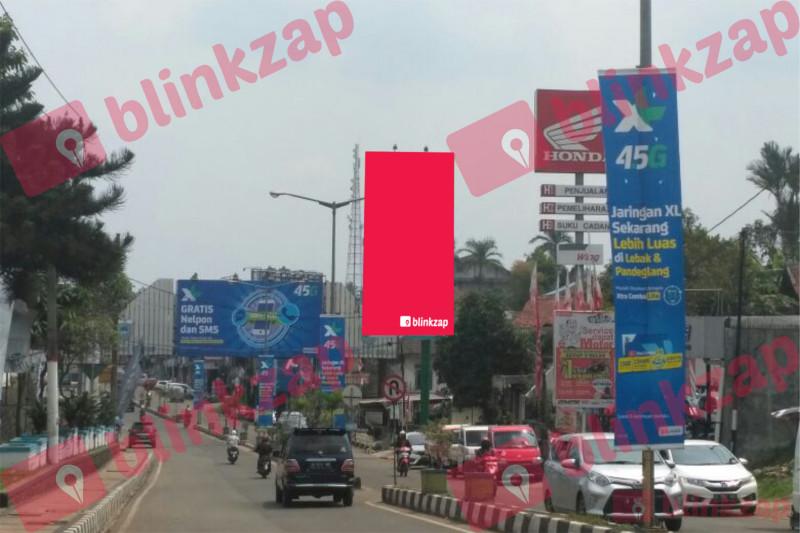 Sewa Billboard - Billboard Jl. jendral Ahmad Yani Cikredeg Pandeglang - kabupaten pandeglang
